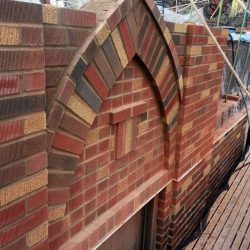 110-120 73rd RD Queens, New Brick Arches