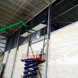 Metal Stud Framing on top of masonry wall