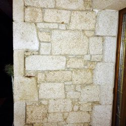 Natural Stone Work Private Residence Entry
