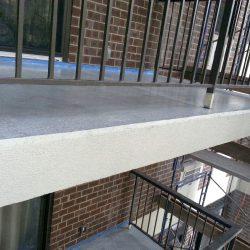Queens Plaza North Balconies Waterproofing & Coating